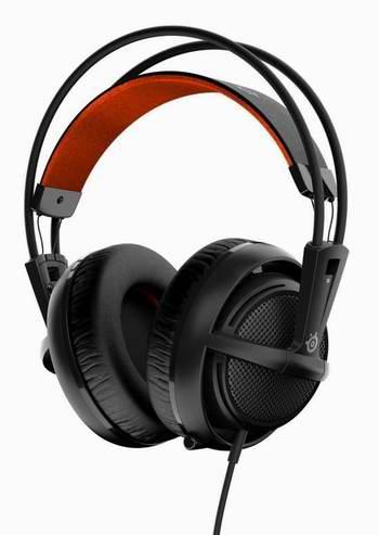 历史新低!SteelSeries Siberia 200 游戏耳机4.8折 54.99元限时特卖并包邮!