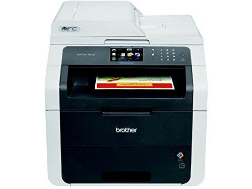 史低价上再降50加元!Brother MFC9130CW 多功能一体无线彩色激光打印机4.5折 199.99加元包邮!