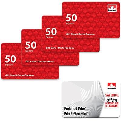 快!200元Petro Canada加油卡仅售190元并包邮!再送25元省油卡!