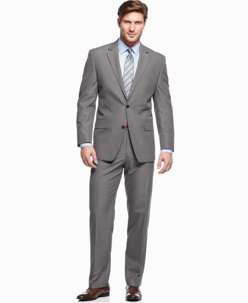 精选85款 Calvin Klein、Michael Kors 等品牌西服、西裤3折起清仓,额外再打7.5-8.5折!全场包邮!