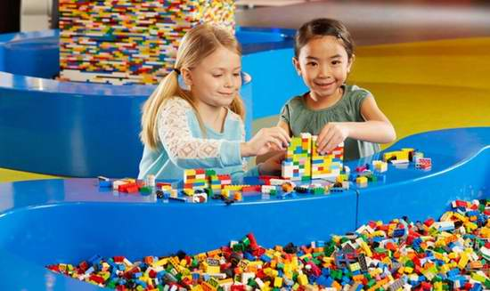 多伦多 Legoland 乐高世界探知馆 门票13.6加元限时特卖!