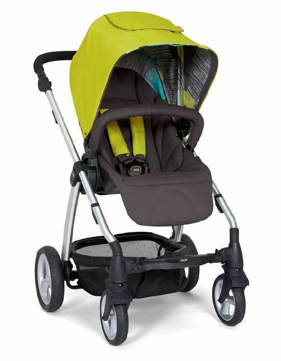 历史新低!英国高端品牌 Mamas & Papas Sola 2 婴儿手推车6.3折 379.95元限时特卖并包邮!