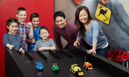 亲子游好去处!多伦多 Legoland 乐高世界探知馆 双人门票4.5折 27.9加元!再送乐高玩具!