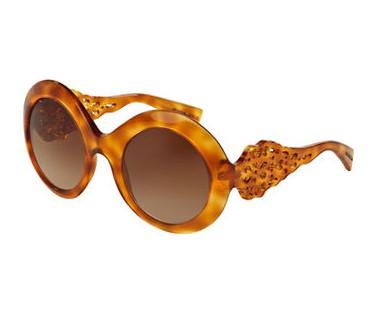 精选3款 DOLCE & GABBANA 奢华时尚太阳镜6折清仓,额外再打7.5折!