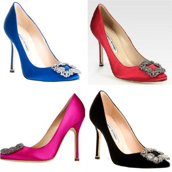 奥利维亚的挚爱,精选Manolo Blahnik 梦幻之鞋最高立减200元!包邮无关税
