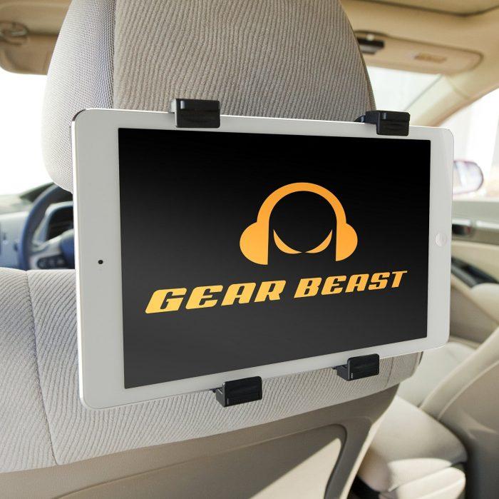 旅行完美伴侣!Gear Beast 360°旋转头枕座椅支架 7.59加元限量特卖,原价 17.99加元
