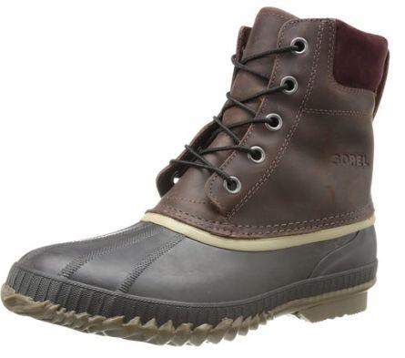 Sorel 男士系带短靴 80元,原价 174.15元,包邮