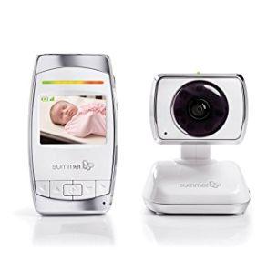 Summer Infant 29253 无线WiFi婴儿监控器 159.98元,原价 229元,包邮