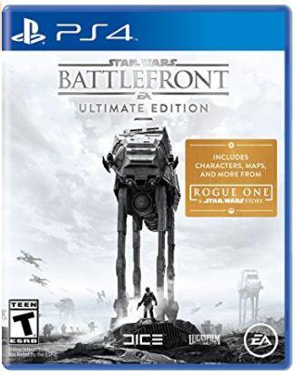 预售 Star Wars Battlefront 《星球大战:前线》PS4绑定包 39.99元火热销售!