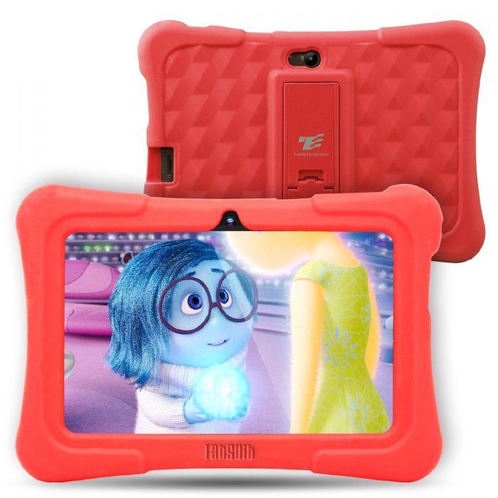 Dragon Touch Y88X Plus 7寸迪士尼版儿童平板电脑 66.39元限量特卖(2色可选),原价 89.99元,包邮
