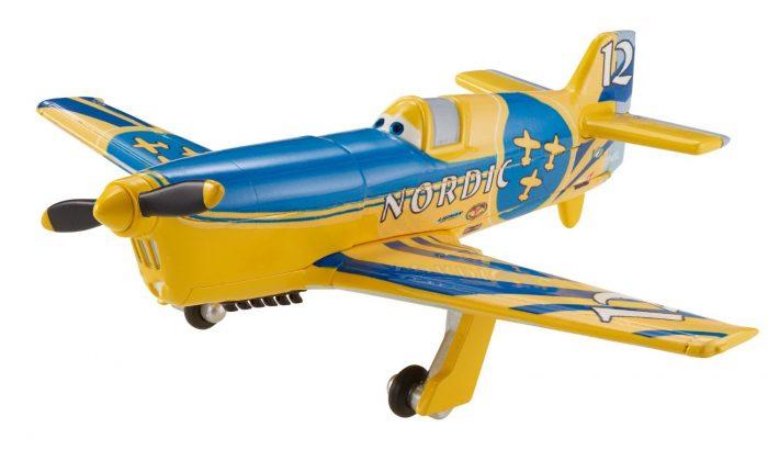 Disney Planes Gunnar Viking Diecast 玩具飞机 11.19元限量特卖,原价 14.97元