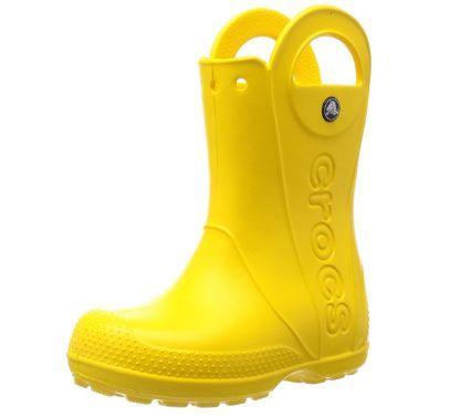 Crocs 小耳朵儿童雨靴 31.49加元(4色可选),原价 45.84加元