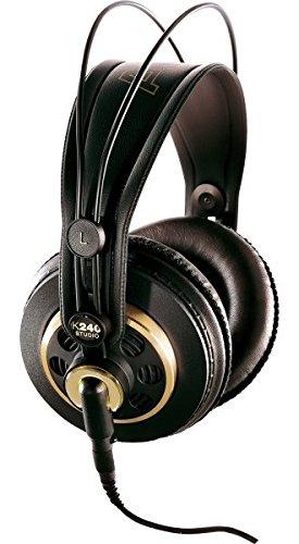 历史新低!AKG K240 Studio 专业录音棚级耳罩式半开放耳机4.5折 74.99元限时特卖并包邮!