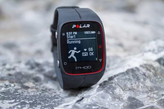 历史新低!Polar M400 GPS 智能跑步腕表5.6折 139.99元限时特卖并包邮!