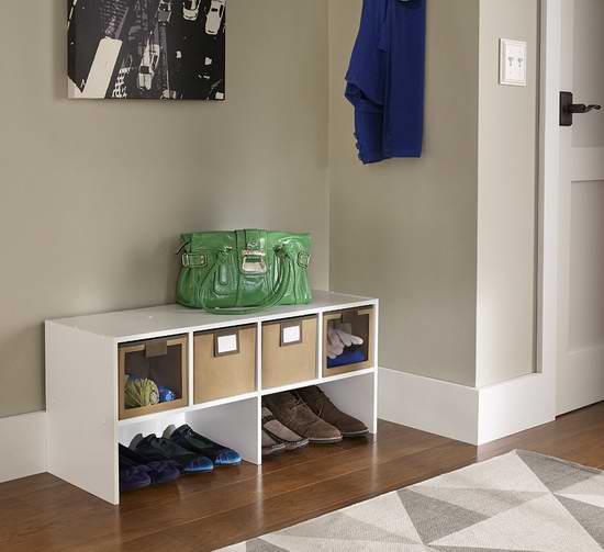 历史最低价!ClosetMaid 5062 多用途鞋柜/收纳柜3.1折 39.97加元包邮!