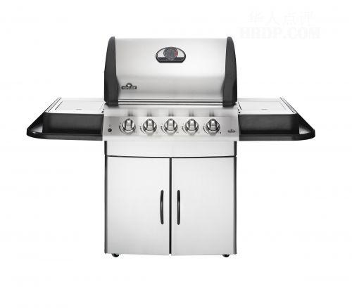 售价大降!Napoleon M485RSIB Mirage 欧式不锈钢燃气BBQ烧烤炉4.5折 699.99元限时清仓并包邮!