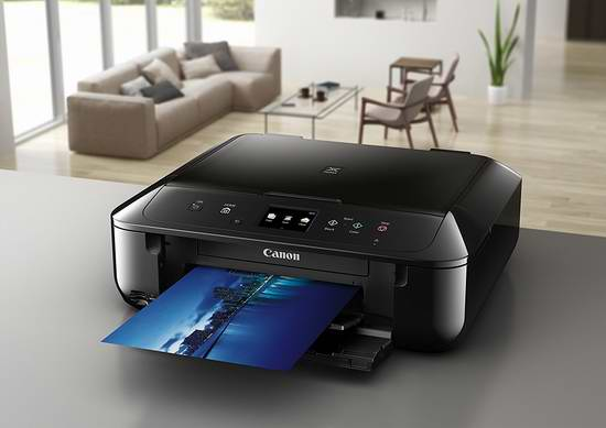 历史最低价!Canon 佳能 PIXMA MG6820 多功能无线一体彩色喷墨打印机4.4折 79.99元限时特卖并包邮!
