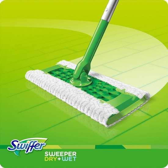 历史新低!Swiffer Sweeper 地板拖把套装 7.19加元!