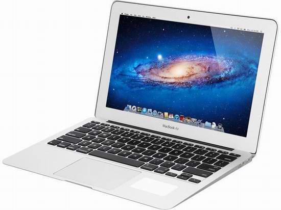 翻新 Apple MD223LL/A 11.6英寸笔记本电脑 499.99元限时特卖并包邮!