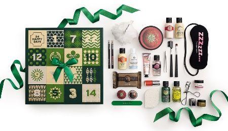 新品上市!The Body Shop 美体小铺 圣诞日历惊喜礼盒24件套4.6折 89元限时特卖并包邮!