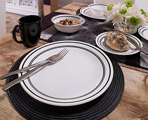 历史新低!Corelle Livingware 餐具16件套5折 32.99元限时特卖!