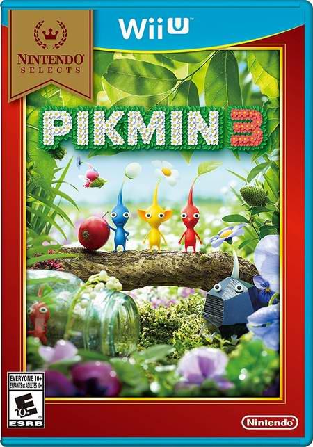 历史新低!Nintendo《Pikmin 3 皮克敏 3》Wii U版 19.99元限时特卖!