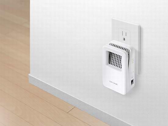 历史最低价!TP-LINK AC1200 RE350K 无线 Wi-Fi 信号中继器6.4折 69.99元限时特卖并包邮!
