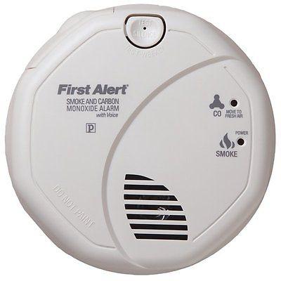First Alert SC70106CNA 一氧化碳/烟雾 二合一探测报警器5折 29.99元限时特卖并包邮!