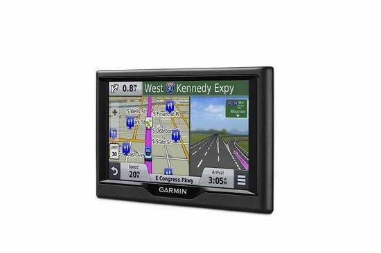 历史新低!Garmin 佳明 nuvi 58Lmt 5英寸GPS导航仪 139.99加元限时特卖并包邮!