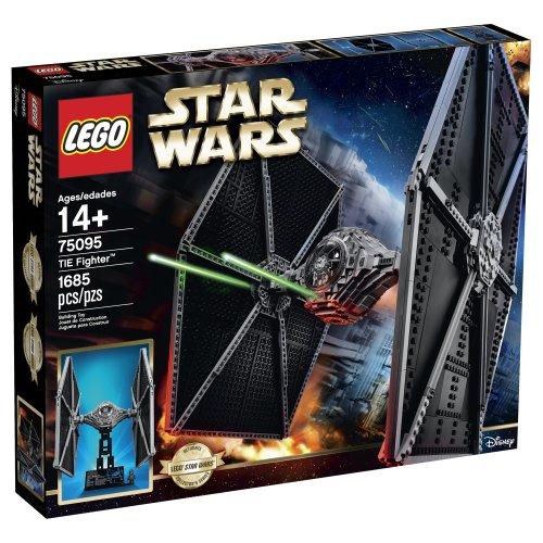 LEGO 乐高 75095 星球大战系列 旗舰级 钛战机积木套装(1685pcs)6折 157.48-174.98加元包邮!