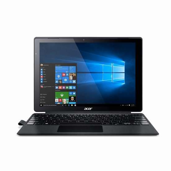 Acer Switch Alpha SA5-271-51XD 二合一 平板笔电 变形本 799.2元限时特卖并包邮!