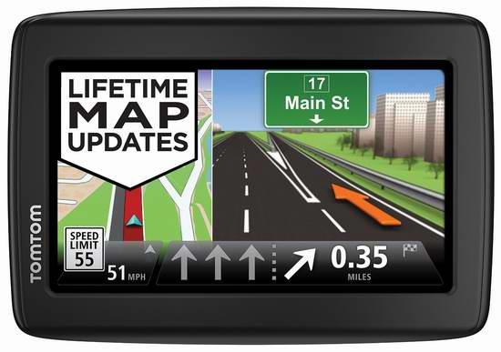 金盒头条:历史新低!TomTom VIA 1515TM 4-5英寸车载GPS导航仪 89.99- 109.97加元包邮!