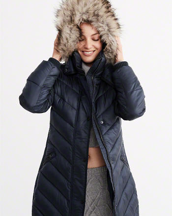 Abercrombie & Fitch促销活动,精选男女冬季外套88元特卖!仅限今天!