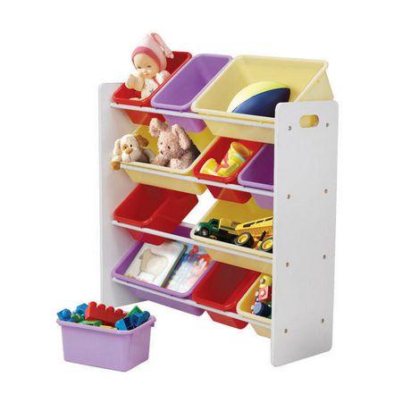 Kids bin organize 儿童玩具收纳架40元清仓特卖!