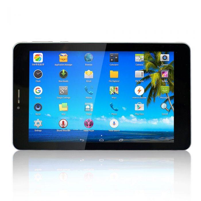 Yuntab K03-7 7英寸四核Android 3G平板电脑 55.99元限量特卖,原价 71.99元,包邮