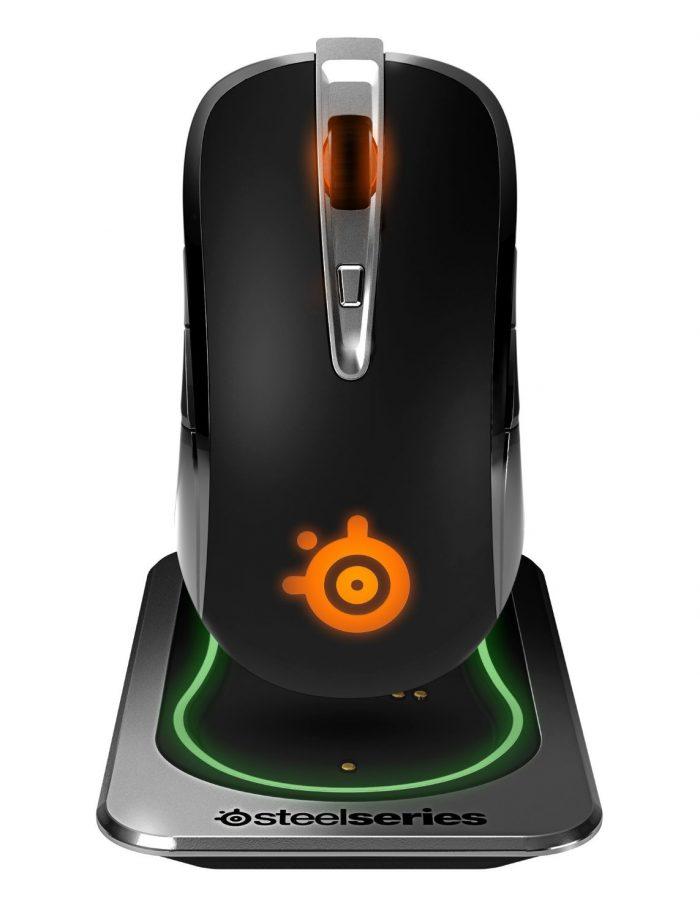炫酷设计!SteelSeries 赛睿 Sensei无线游戏鼠标 99.95元,原价 207元,包邮