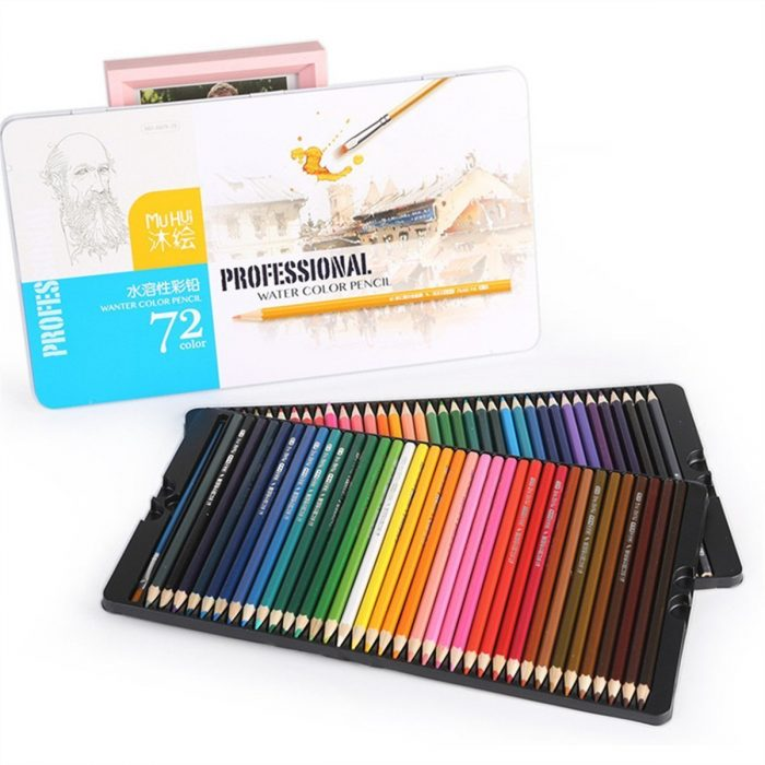 FDS 72支彩色铅笔 21.24元限量特卖,原价 29.99元