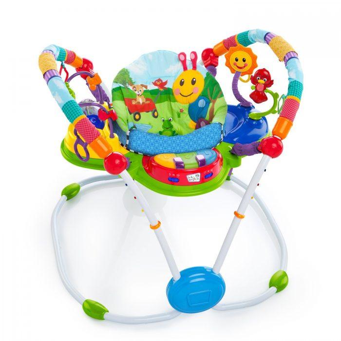 宝宝乐园!Baby Einstein欢乐园蹦跳椅 74.79元,原价 129.99元,包邮