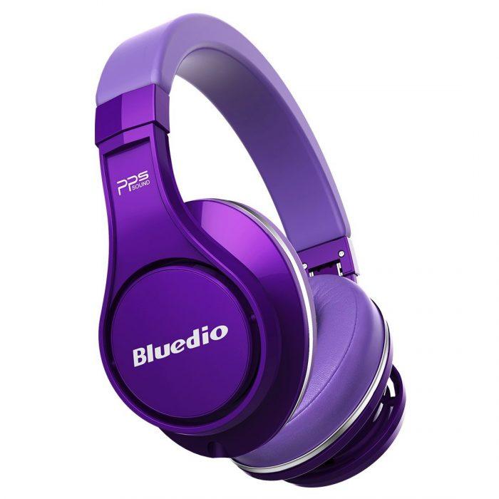 超CD级HIFI音质!Bluedio  蓝弦 U(UFO )旗舰版蓝牙头戴式耳机 99.99元限量特卖,原价 249.99元,包邮