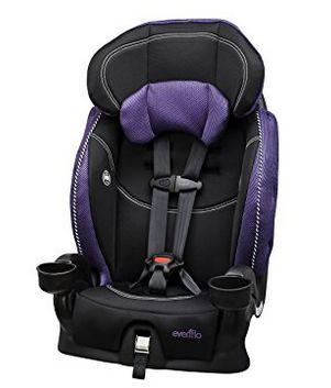 Evenflo Chase Lx 加高汽车安全座椅 99.99元,原价 129.99元,包邮