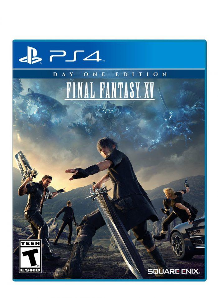 第一版Final Fantasy XV 最终幻想 PlayStation 4 游戏 59.75元,原价 79.99元,包邮