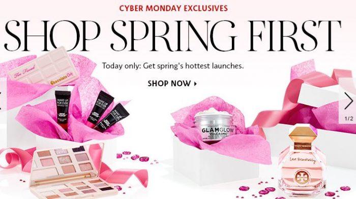 Sephora网购星期一特卖,精选热卖套装!
