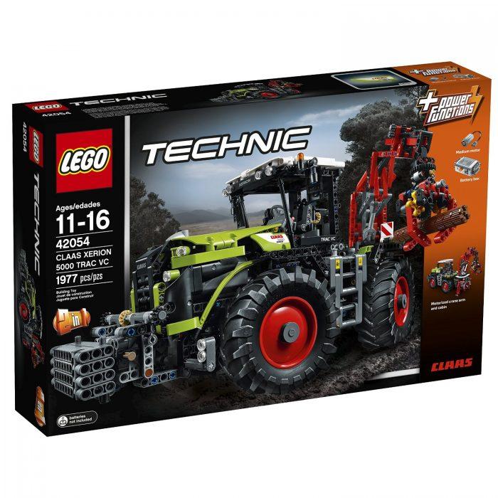 历史最低价!LEGO 乐高 42054  机械系列 经典5000型拖拉机 7折 159.99加元,原价 229.99加元,包邮