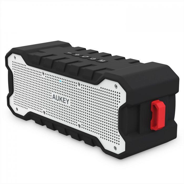 AUKEY SoundTank蓝牙4.1便携式音箱 52.79元,原价 65.99元,包邮