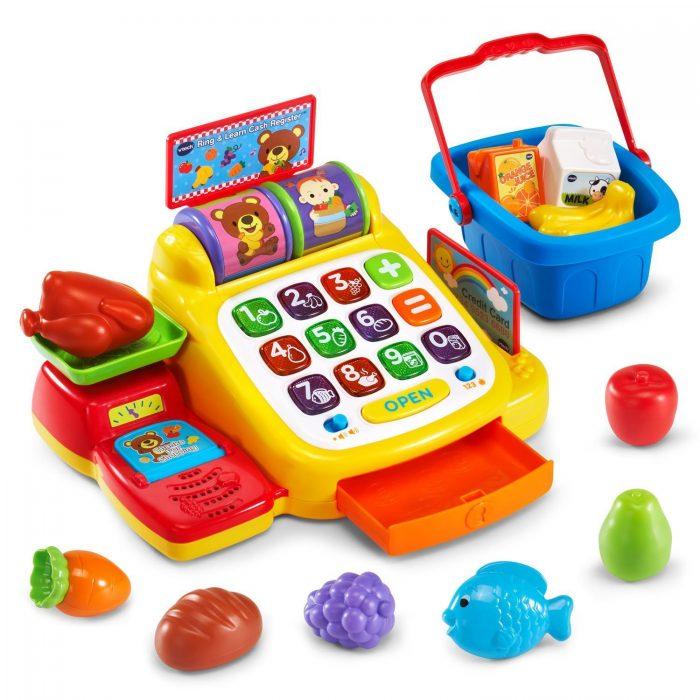 趣味算数!VTech 收银机玩具套装 22.99元,原价 33元