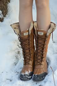 UGG Adirondack Tall女款雪地靴 338.3元(2色),原价 398元,包邮