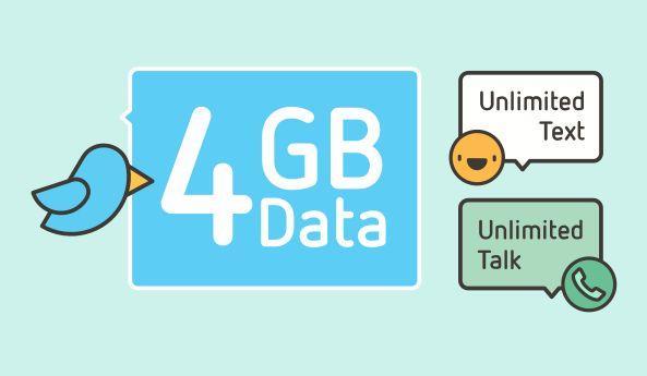 Public Mobile 手机季套餐特价促销,4GB上网流量+省内无限通话+全球无限短信,每月仅40元!