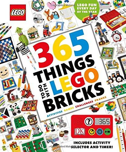 新书大促!365个 Lego 乐高积木搭建创意5.8折 17.96元限时特卖!