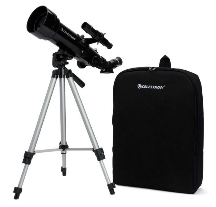 历史最低价!Celestron 星特朗 Travel 旅行者 Scope 70 天文望远镜6.8折 79.99元限时特卖并包邮!