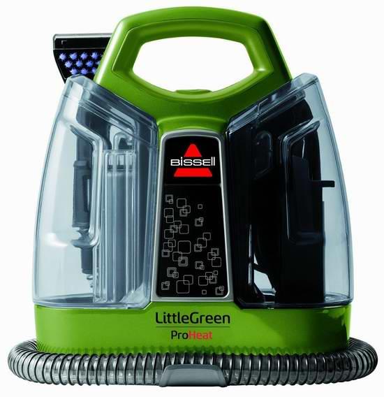 Bissell 5207L 便携式深层地毯清洁机 99.99加元包邮!